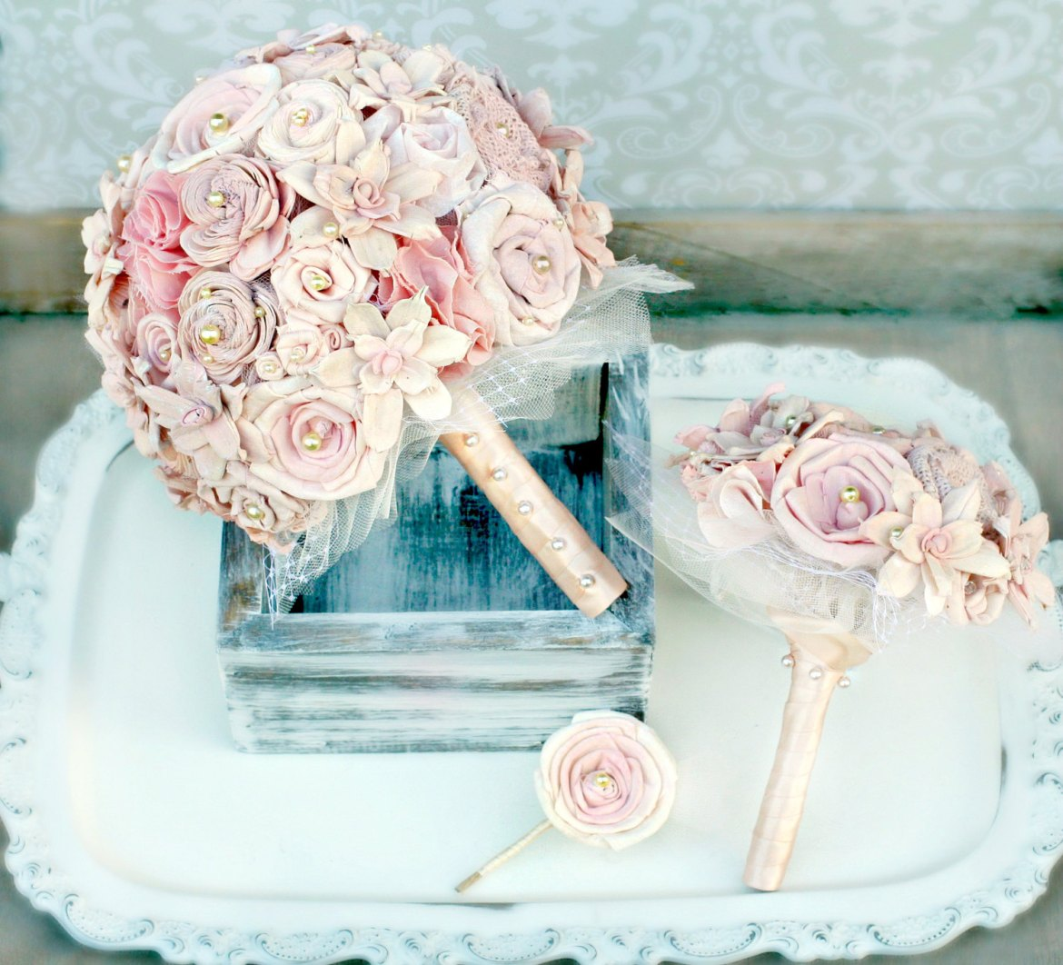 Alternative Bouquets To Carry Down The Aisle At Your Wedding