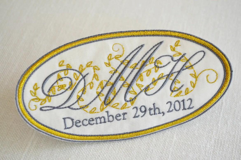 wedding dress labels