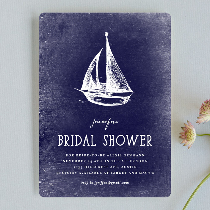 17 Fun Themed Bridal Shower Invitations BridalPulse