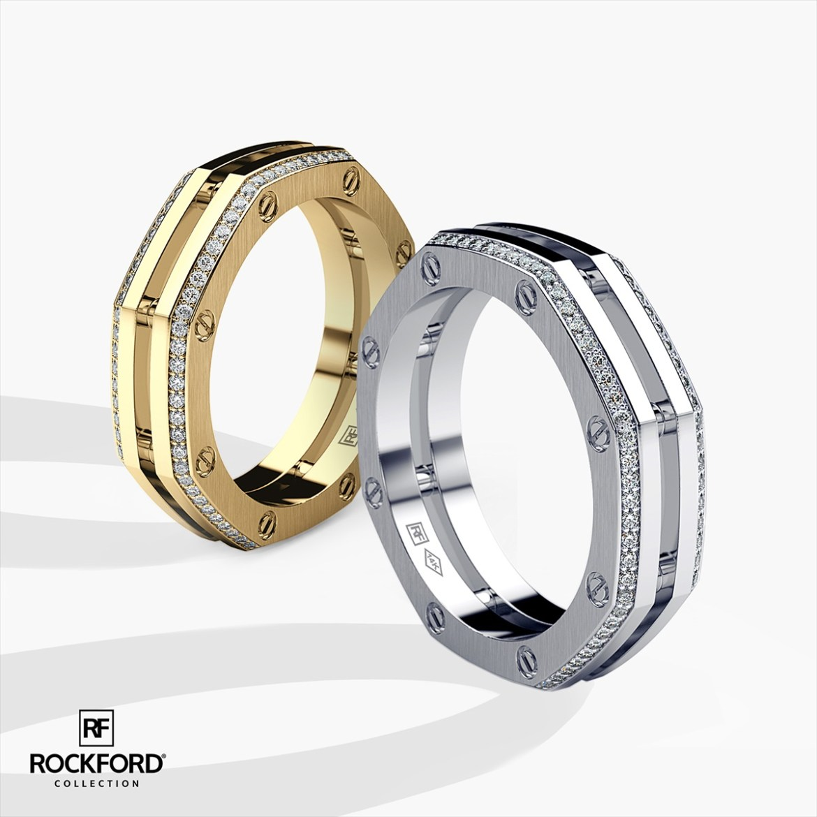 Strikingly Unique Men\'s Wedding Bands - BridalPulse