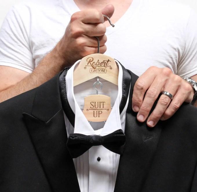 groomsmen hangers