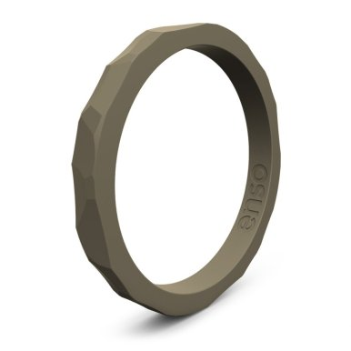 hammered ring stone