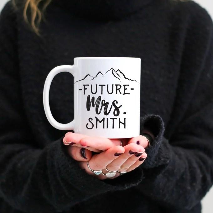 future mrs mug via https://etsy.me/2sqPJ55
