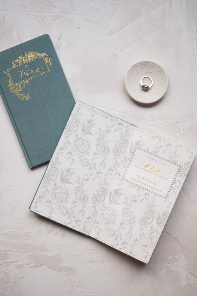 hardcover vow books via https://etsy.me/2JLxUHM