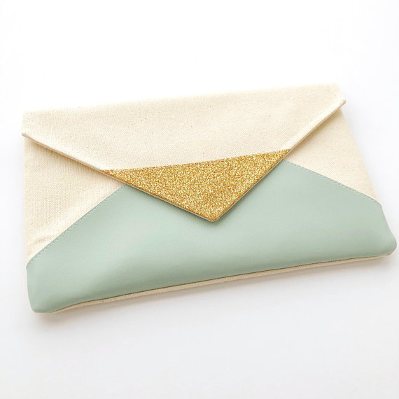 envelope clutch purse by thislovesthat