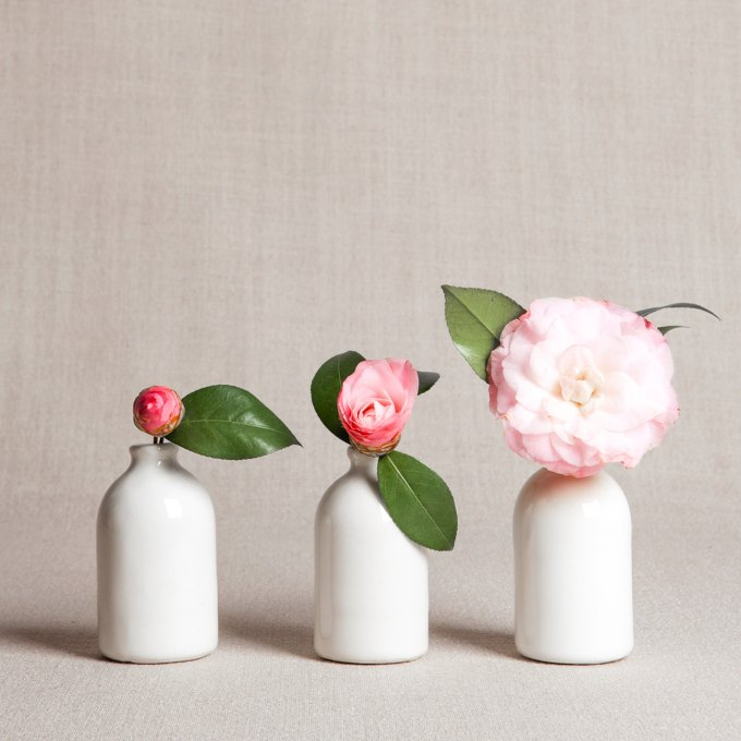 Bud Vase Wedding Centerpieces Handmade A Day Bridalpulse