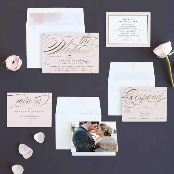 how to order wedding invitations
