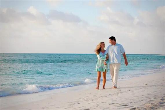 Honeymoon Venue:  Ocean Club Resorts