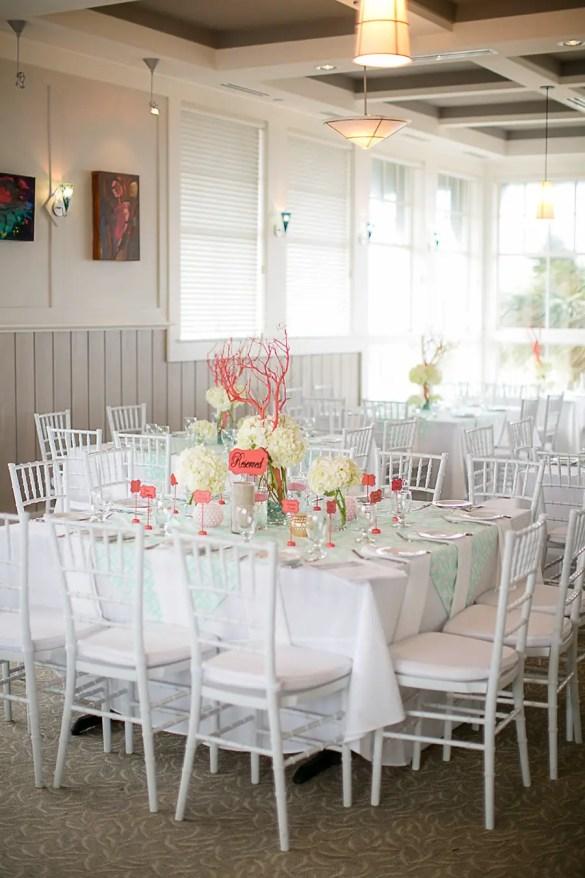 Real Weddings:  A Beautiful Beach Wedding on Bald Head Island