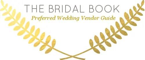 wedding vendors list via emmalinebride.com