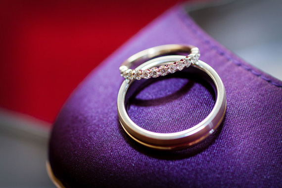 Wedding of Caitlin & Ben at The Villa - east bridgewater wedding, wedding rings