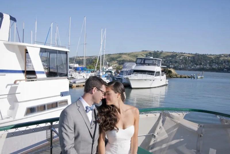 Beautiful seaside wedding ideas + inspiration  | photo: christine glebov, planner/stylist: your moments | via A Dreamy Seaside Wedding Shoot at Glen Cove Marina http://emmalinebride.com/real-weddings/seaside-wedding-glen-cove-marina/