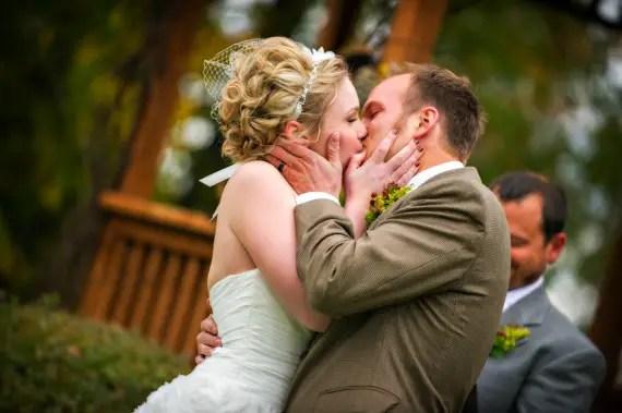 michigan wedding in the Fall