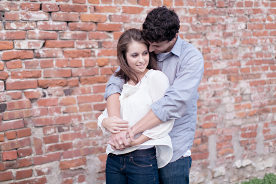 Darbi G. Photography - Kansas City Engagement Session