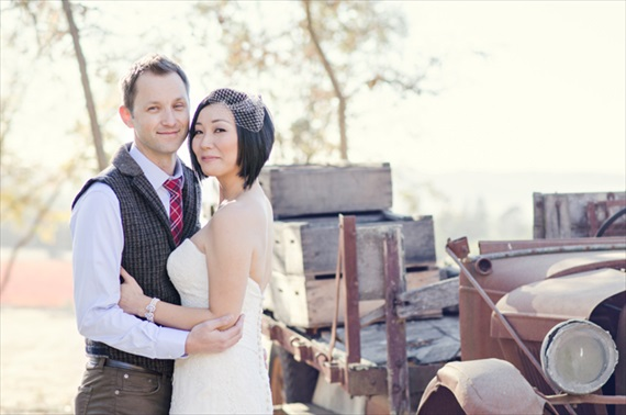 White Ivory Photography - Sonoma Winery Wedding