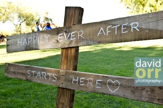 David Orr Photography - arizona fall wedding