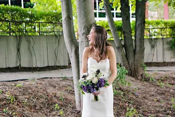 K. Holly Photography - saugatuck garden wedding