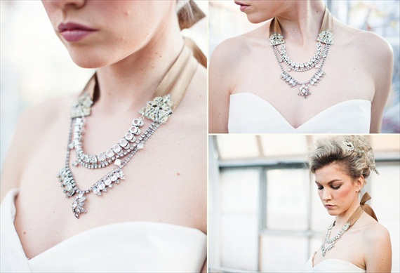 The Ritzy Rose - Necklace