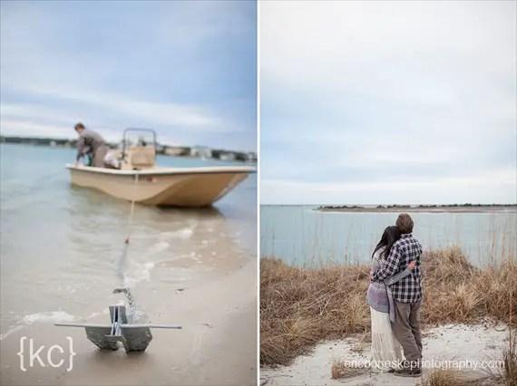 Eric Boneske Photography - Wrightsville Beach Engagement