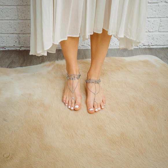 barefoot sandals by forever soles