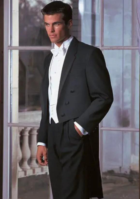 Black Tuxedo Styles