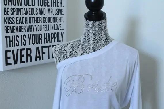 bridal cover ups white off the shoulder shirt