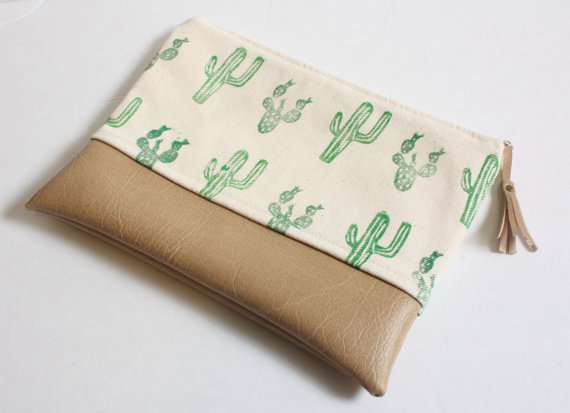 cactus bag in beige