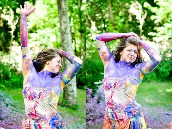 Liv Hefner Photography - West Virginia Trash the Dress
