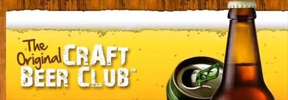 craft beer club via 12 Manly, Unique Groomsmen Gift Ideas