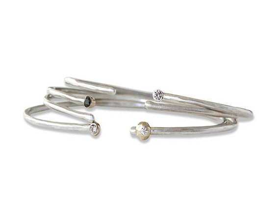 Best Bridesmaid Gifts from A-Z (via EmmalineBride.com) - cuff bracelet by andrea bonelli