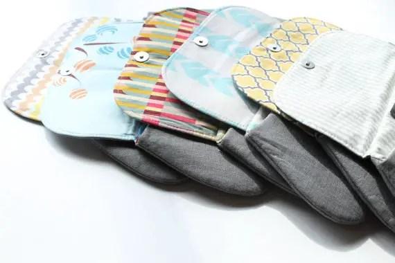 wedding clutch purses - custom wedding clutch purses liner (by allisa jacobs)