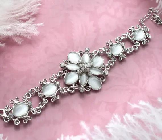 daisy bracelet by lottie da designs | daisy ideas theme weddings