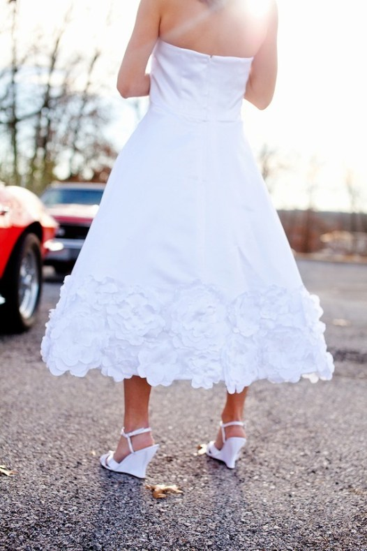 daisy wedding dress by the peppermint pretty - right