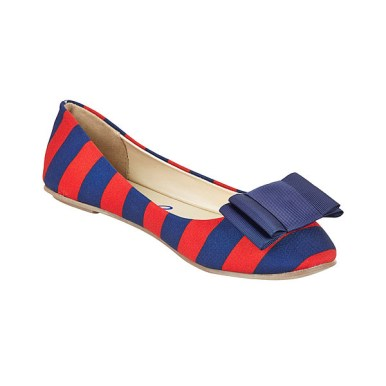 dark blue and red lillybee shoes review