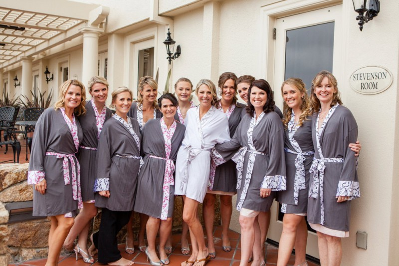 eco chic robes