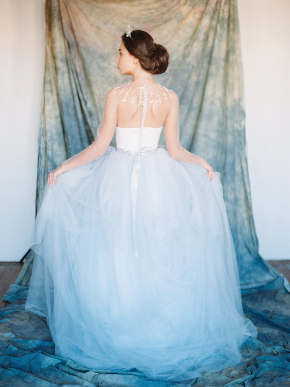 fairytale wedding gown - right