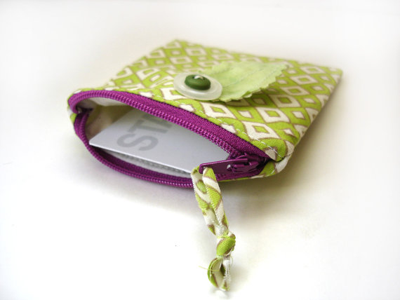 Best Bridesmaid Gifts from A-Z (via EmmalineBride.com) - useful gift card to her favorite store (+ cute wallet) by nancy ellen studios