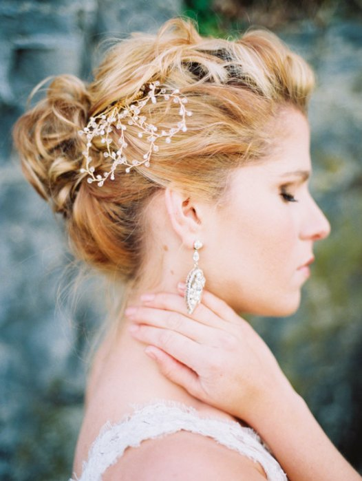 What To Wear Instead Of A Veil Emmaline Bride Wedding Blog