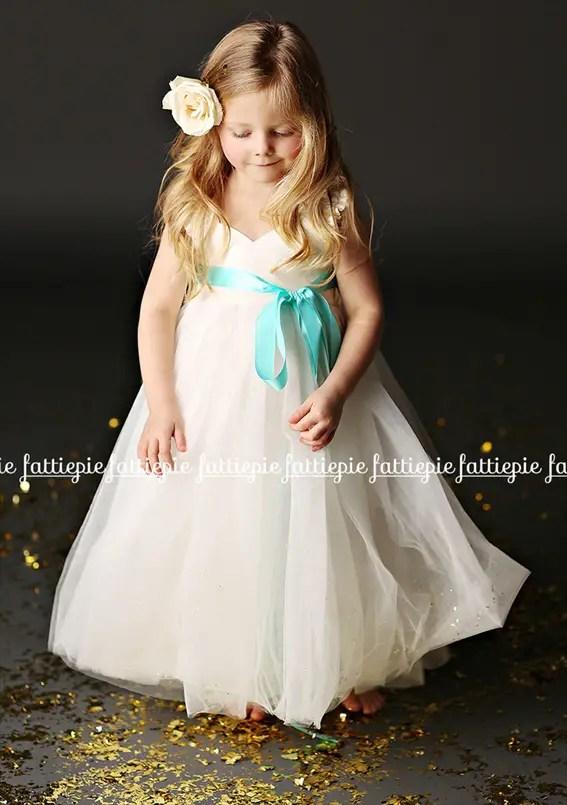 7e3e747a3ee grace ankle length flower girl dress (by Fattie Pie) - formal flower girl  dresses ...