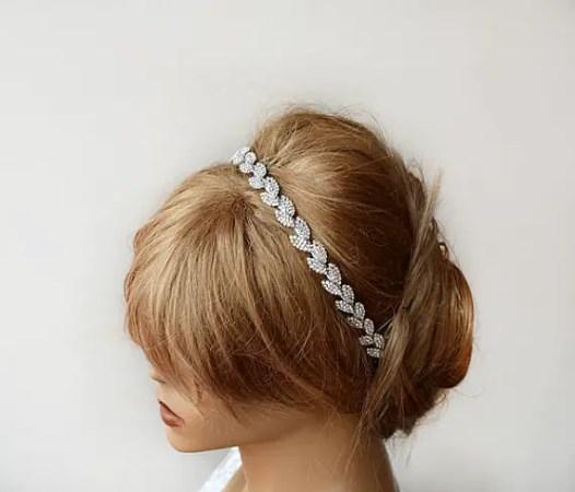 hair wreath hair crown
