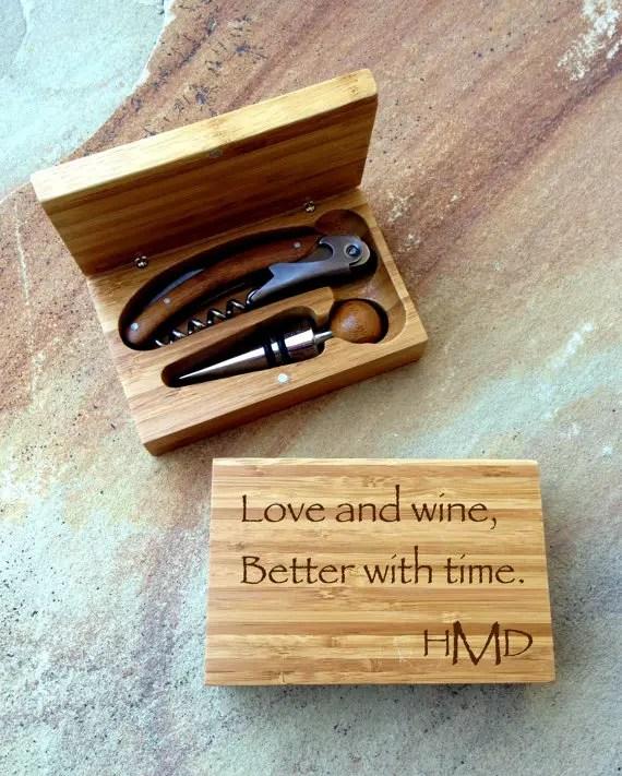 Personalized bottle opener for groomsmen - Best Groomsmen Gifts