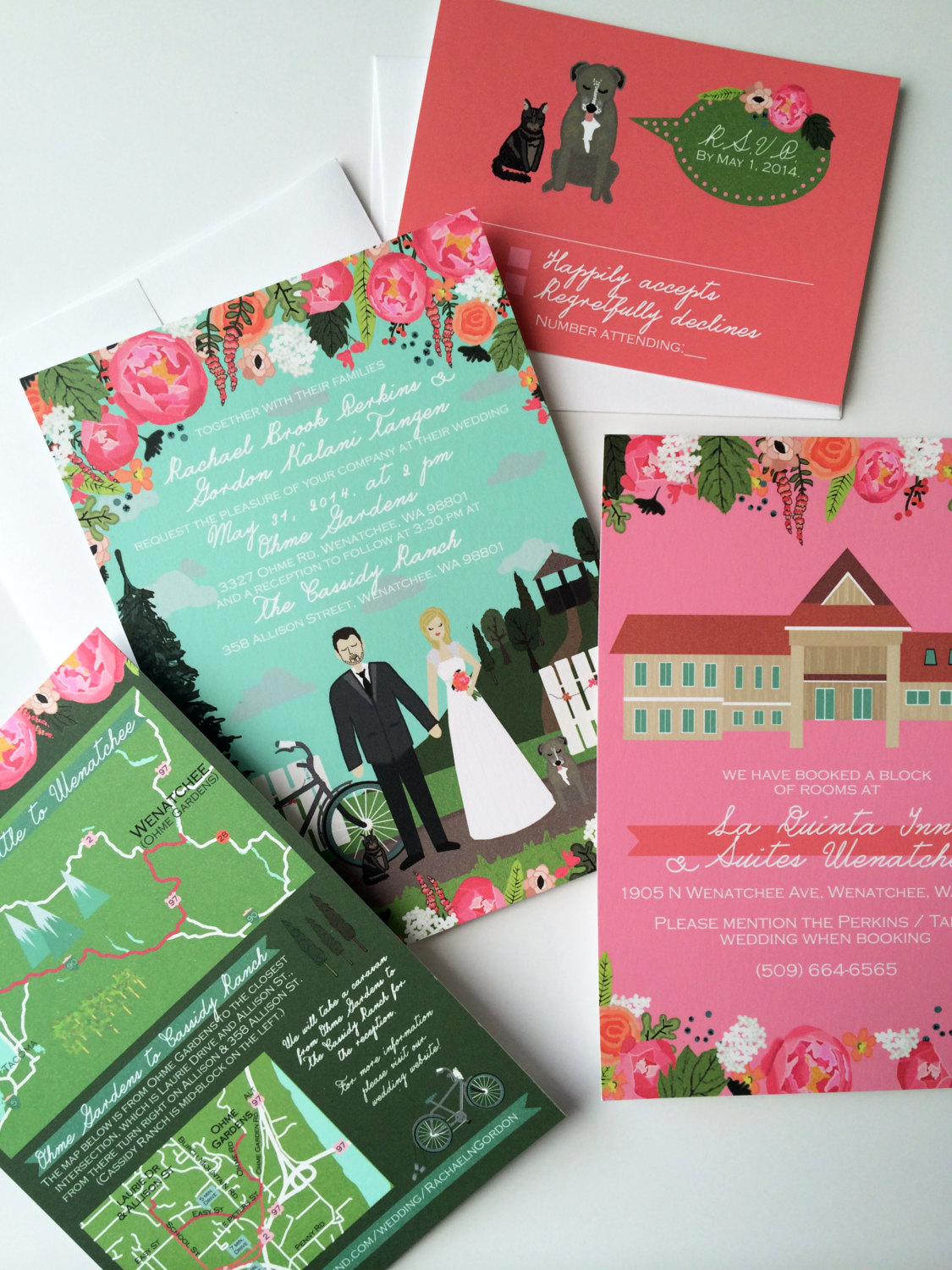 which return address to use on wedding invitations