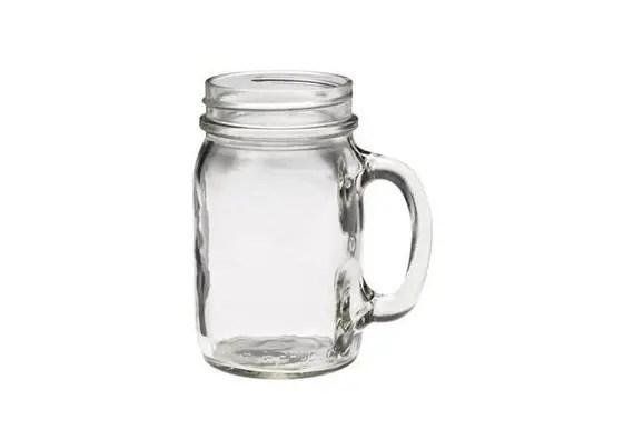 mason jar drinking mug glasses - Mason Jar Drinking Glasses