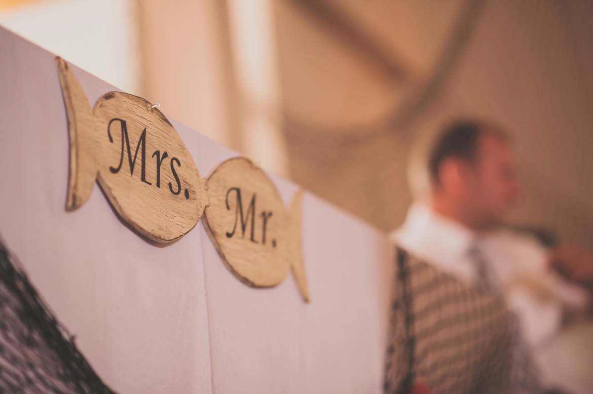 mr mrs fish signs by black dog creation