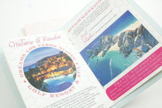 passport invitations - right