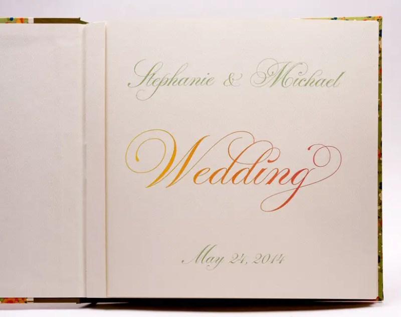 personalized photo album via photo albums bridesmaids