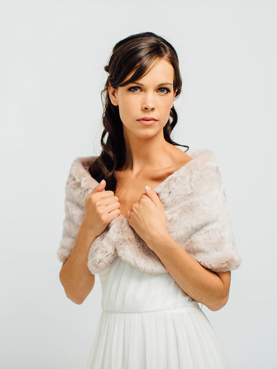 bridal cover ups / wraps
