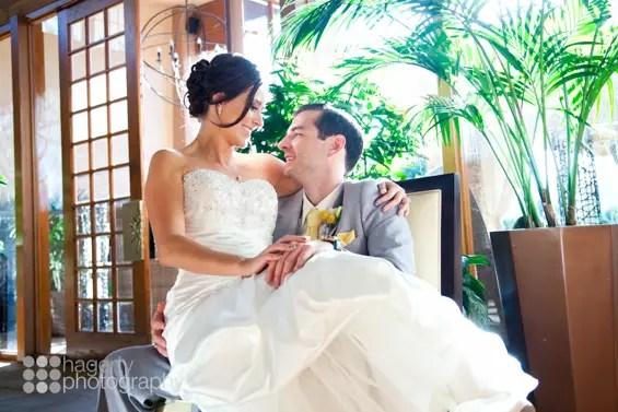 Arizona Wedding Inspiration For Fun Couples, Like Riley + Tad