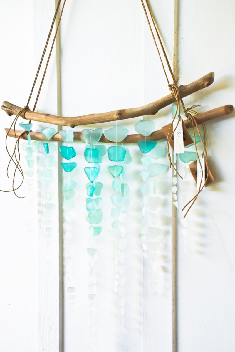 Sea Glass Wedding Ideas - Beach Theme | Emmaline Bride