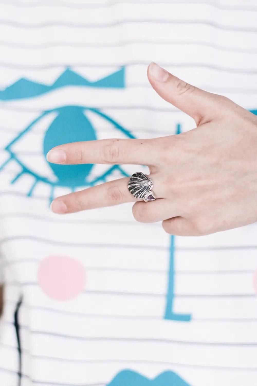 beach wedding rings   http://emmalinebride.com/bridesmaids/beach-wedding-rings/